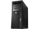 HP Z220 Workstation D8D20UT#ABA No Screen Desktop PC Windows 7 Professional 64
