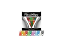 Baumgartens BAULP0200 Plastic Paper Clips- Small- Assorted Colors