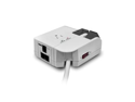 Compucessory 3-Outlets Surge Suppressor