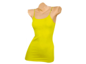 Soft Lime Green Cotton Ladies Camisole With Adjustable Straps