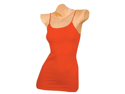 Coral Casual Cotton Ladies Camisole With Adjustable Straps