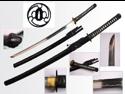 40 1/2 inch Musashi Silver Collection Shirakawa Series Hand Forged 1060 Carbon Steel Samurai Sword