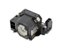 Projector Lamp for Epson ELPLP41 with Housing, Original Philips / Osram Bulb Inside