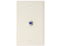 EAGLE ASPEN DTVWP-81W 3 GHZ WALL PLATE (WHITE)
