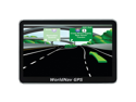 "WORLDNAV 520060 HIGH RESOLUTION 5"" TRUCK GPS RECEIVER WITH BT & FM - 520060"