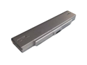 for Sony VAIO VVGN AR38G 6 Cell Silver Battery