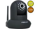 Foscam FI9831WB 1280 x 960 MAX Resolution RJ45 1.3MP IP Camera (Black)