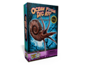 Ocean Fossil Excavation Kit! Dig 3 Genuine Specimens! Kids paleo digging science