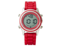 FMD Red Rubber Bumpy Unisex Watch FMDX209