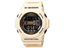 Casio G-Shock Tide Graph Digital White Mens Watch GLX-150-7