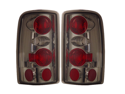 00-06 Chevy Tahoe Tail Lights Smoke Lamps