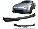 03-05 Nissan 350z Polyurethane Front Bumper Lip Spoiler