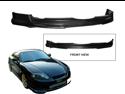 "03-04 Hyundai Tiburon ""V"" Urethane Front Bumper Lip Spoiler"