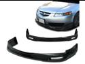 04-06 Acura Tl Jdm Polyurethane Front Bumper Lip Spoiler