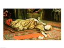 Abandoned Poster Print by James Jacques Joseph Tissot (24 x 18)