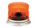 ECCO 6750A LED Amber Low Profile Strobe Light Beacon