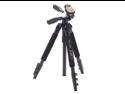 Slik Pro 340DX Tripod (Black) with 3-Way Pan/Tilt Head (Quick Release)