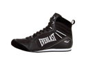 Everlast Lo-Top Pro Competition Boxing Shoes-Black-7