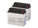 Compaq T1500H UPS Replacement Batteries - Pack of 2