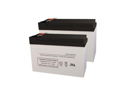 Compaq T700H UPS Replacement Batteries - Pack of 2
