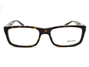 PRADA Eyeglasses PR 02OV 2AU1O1 Havana 53MM