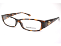 Juicy Couture Drama Queen Eyeglasses-In Color-Dark Havana-Size-53/13/135