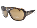 PRADA Sunglasses PR 31NS 2AU8C1 Havana 58MM