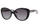 JIMMY CHOO Sunglasses TITA/S 013R Black 55MM