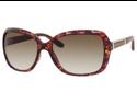 MARC BY MARC JACOBS Sunglasses MMJ 370/S 0CLZ Transparent Blue 58MM