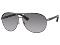 MARC JACOBS Sunglasses  475/S 054F Ruthenium 63MM