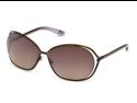 Tom Ford CARLA TF157 Sunglasses in color code 48F