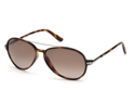 TOM FORD Sunglasses TF 0149 52F Havana 58MM
