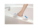Ideaworks Safety Grip Bath Handle with Color Change Safety Indicator