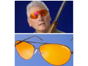 Eagle Eyes Sunglasses-Avian Field/Stream/Shooters-Marksman w/ Paddle Temples