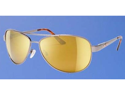 Eagle Eyes Sunglasses- Apollo Gold Collection- Magellan Aviator (Gunmetal)