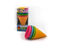 Silicone Snow Cone Cups- Set of 4 (SIT10833)