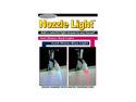 Handy Trends Nozzle Light Faucet Light - White