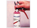Dip and Grip Rubberized Plastic Coating - Red Coating