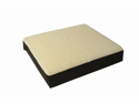 "Fleece Supra SofGel Cushion (3.5"" x 16"" x 18"")"
