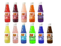 Jelly Belly Flavored Syrups- Multi Flavor 11 Pack