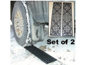 Auto Snow Traction Mats (Set of 2)