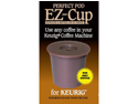 EZ-cup the K-cup Alternative That Is Easy to Use and Easy to Clean