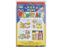 Artrain Learn and Play Window Art Kit