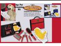 Pet Store Pet Grooming 6 Piece Kit (Red)