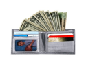 NEW Stainless Steel Wallet - Protect Your RFID Credit Cards