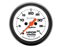 Auto Meter 5796 Phantom High Pressure Oil Pump Gauge