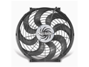 Flex-a-lite 398 Syclone S-Blade Electric Fan