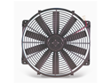 Flex-a-lite 118 Low-Profile Hi-Performance Trimline Electric Fan