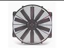 Flex-a-lite 118 Low-Profile Hi-Performance Trimline Electric Fan