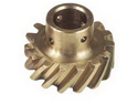 MSD Ignition 8581 Distributor Gear Bronze
